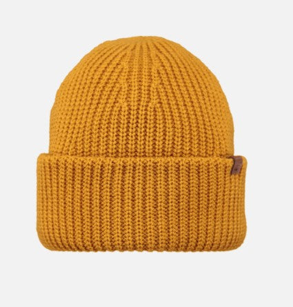 Men's Barts Derval Beanie - Yellow