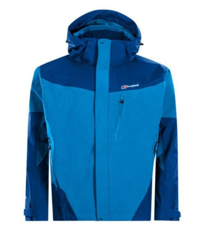Men's Berghaus Arran 3in1 Insulated Waterproof Jacket - Blue