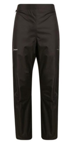 Men's Berghaus Deluge 2.0 Waterproof Pant Reg - Black