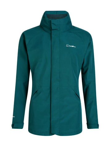 Women's Berghaus Highland Ridge IA Waterproof Jacket - Green