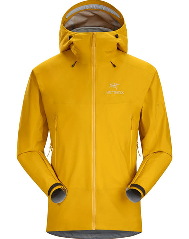 Arc'teryx Men's Beta SL Hybrid Jacket - Yellow
