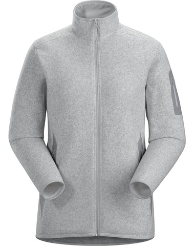 Arc'teryx Women's Covert Cardigan - Grey