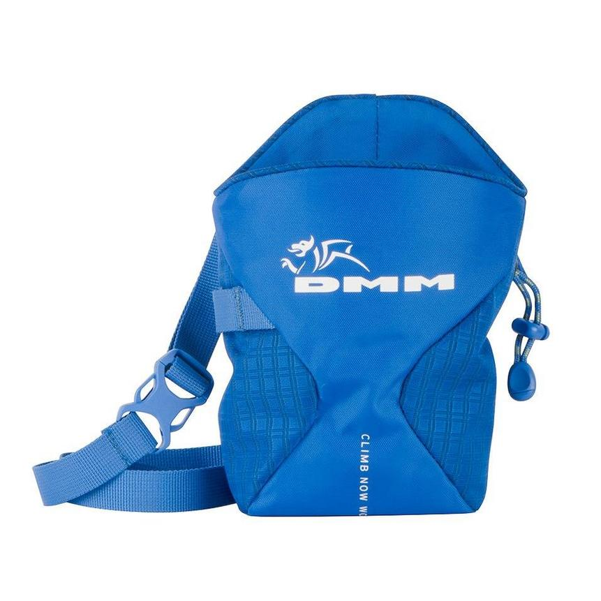 DMM Traction Chalk Bag - Blue