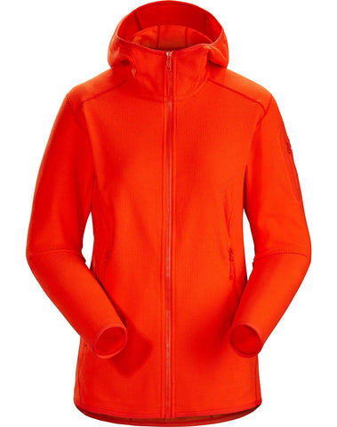 Arc'teryx Women's Delta LT Hoody - Orange