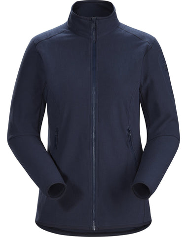 Arc'teryx Women's Delta LT Jacket - Navy