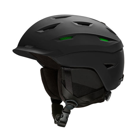 Smith Ski Helmet Level Matte Black