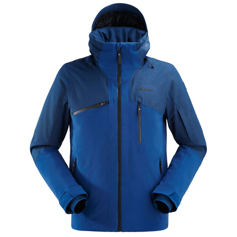 Eider SKI Jacket Men's Camber 3 Dusk Blue Evo