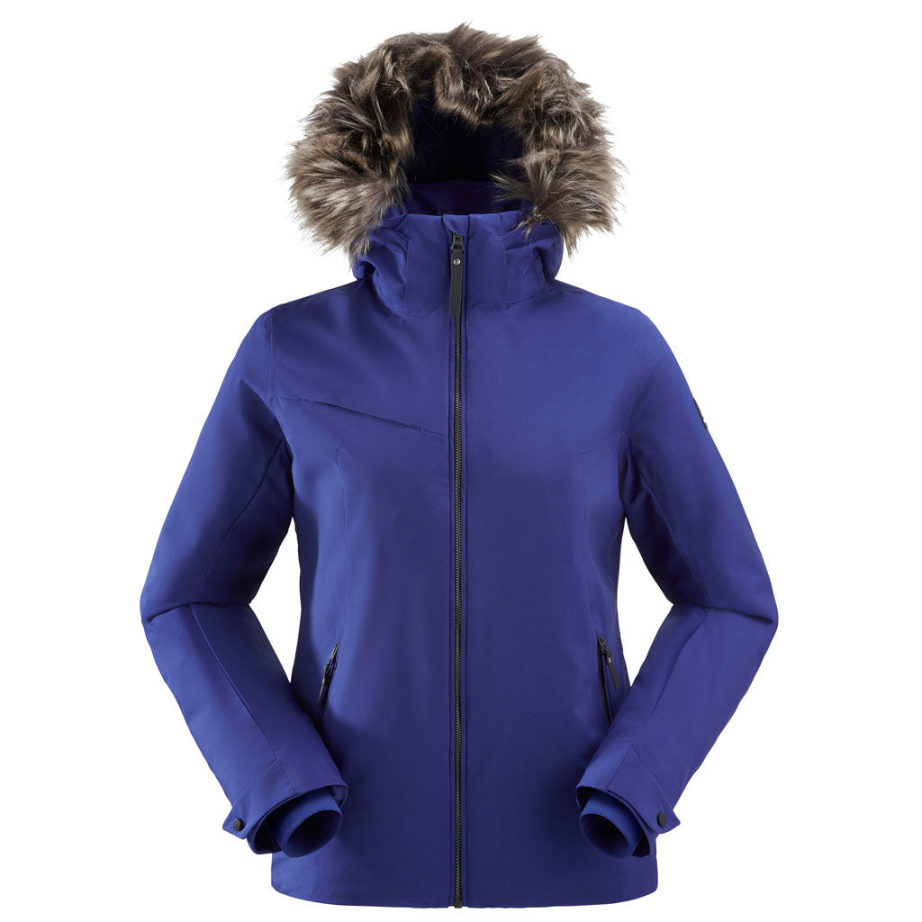 Eider SKI Jacket Women's The Rocks 3 Purple Storm Evo