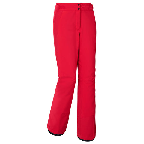 Eider SKI Pants Women's Edge 2 REGULAR Leg Trousers Red Evo