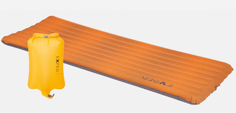 Exped SynMat UL M Camping Mat - Orange