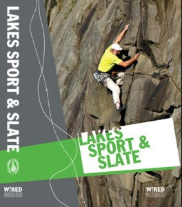 FRCC Guide Books Lake District Sport And Slate