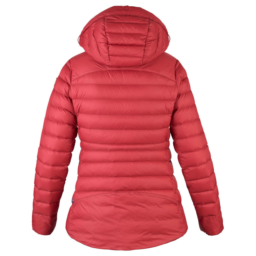 Fjall Raven INSULATED Jacket Women's Keb Touring Down Lava