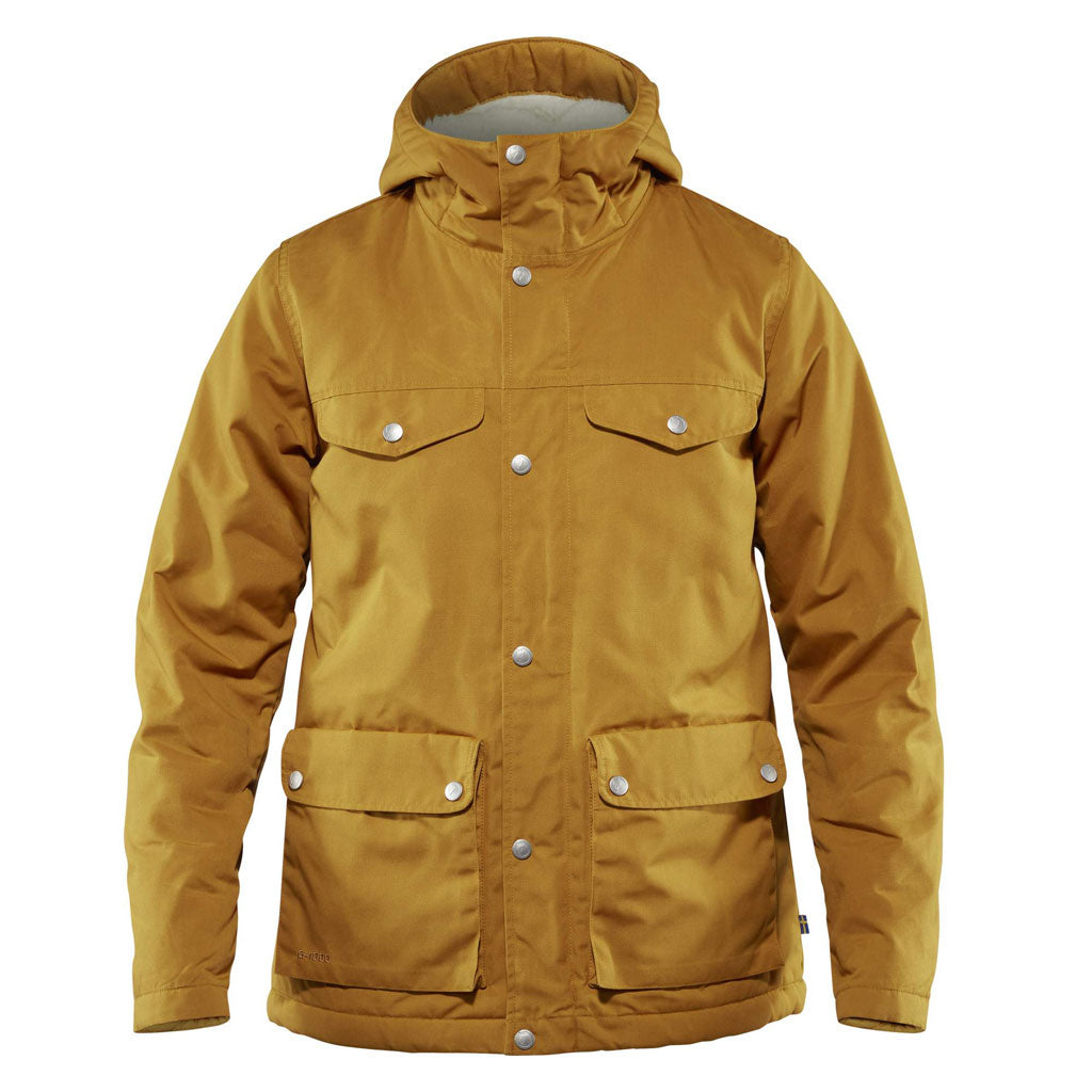 Fjall Raven INSULATED Jacket Women's Greenland Winter Acorn