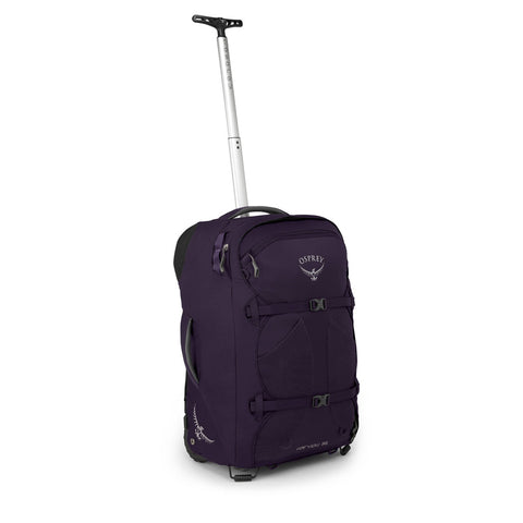 Osprey Travel Bag Fairview Wheels 36 Amulet Purple