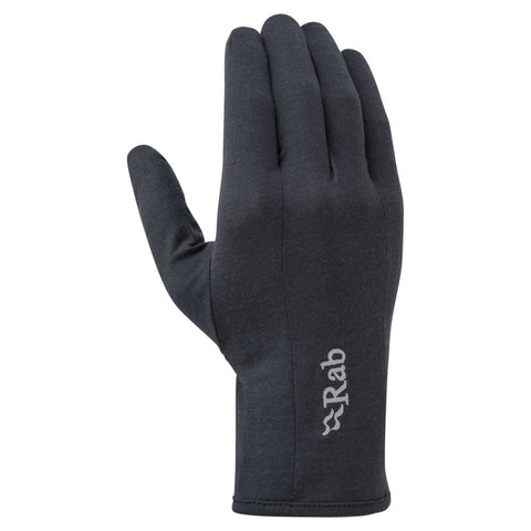Men's Rab Forge Merino 160 Gloves - Grey
