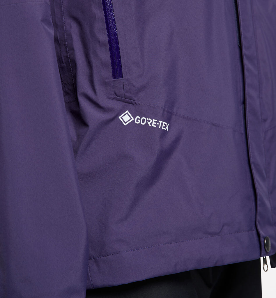 Women's Haglofs Astral GTX Waterproof Jacket - Purple