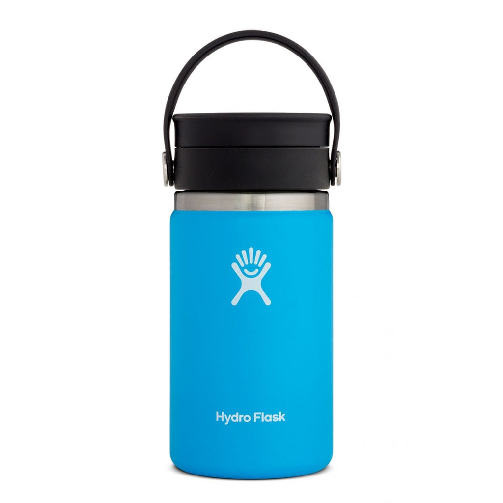 Hydro Flask 12oz Coffee Wide Mouth Flex - Blue