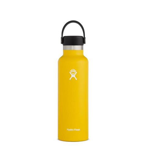 Hydro Flask 21oz Flex Standard Mouth - Yellow