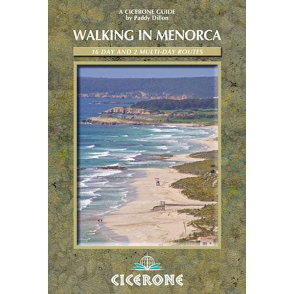 Cicerone Guide Book: Walking in Menorca