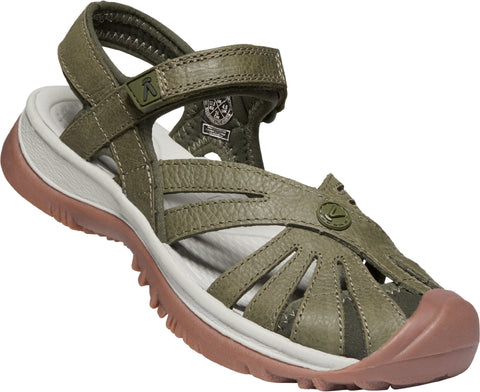 Keen Women's Rose Leather - Green