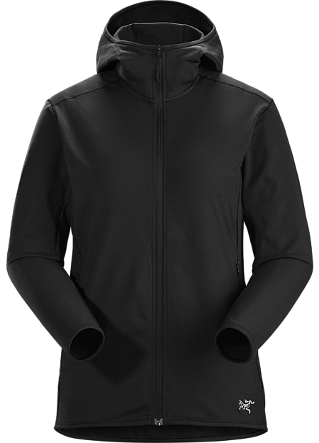 Arcteryx Women's Kyanite Hoody - Black