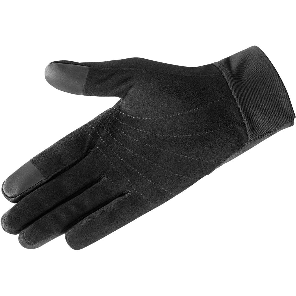 Salomon Gloves Fast Wing Winter Black