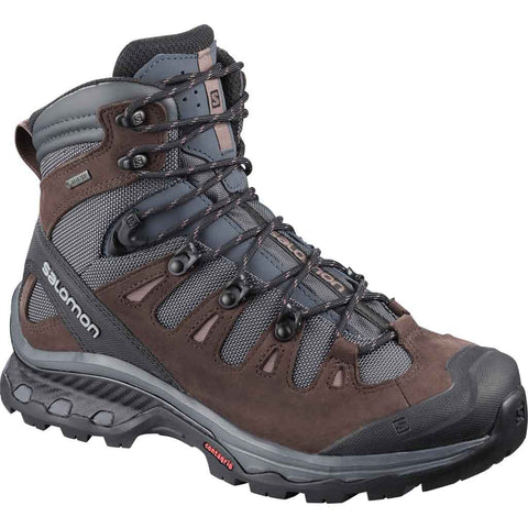 Salomon Boots Women's Quest 4D 3 GTX Ebony/Choc Plum/Pepper