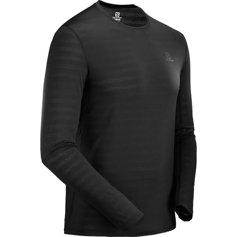 Salomon Top Men's XA LS Tee Black