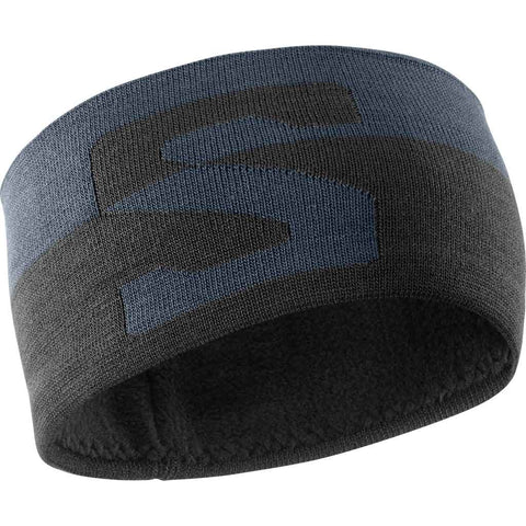 Salomon Headband Original Ebony/Black