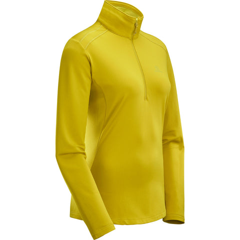 Salomon Top Women's Discovery LT HZ Golden Palm