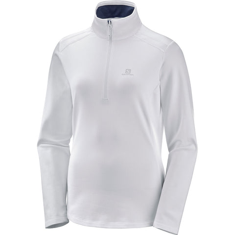 Salomon Top Women's Discovery LT HZ White