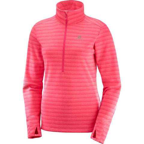 Salomon Top Women's Lightning HZ Mid Calypso Coral