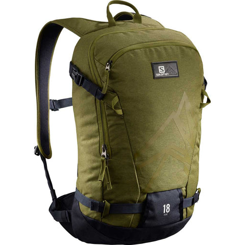 Salomon SKI Luggage Side 18 Backpack Avocado