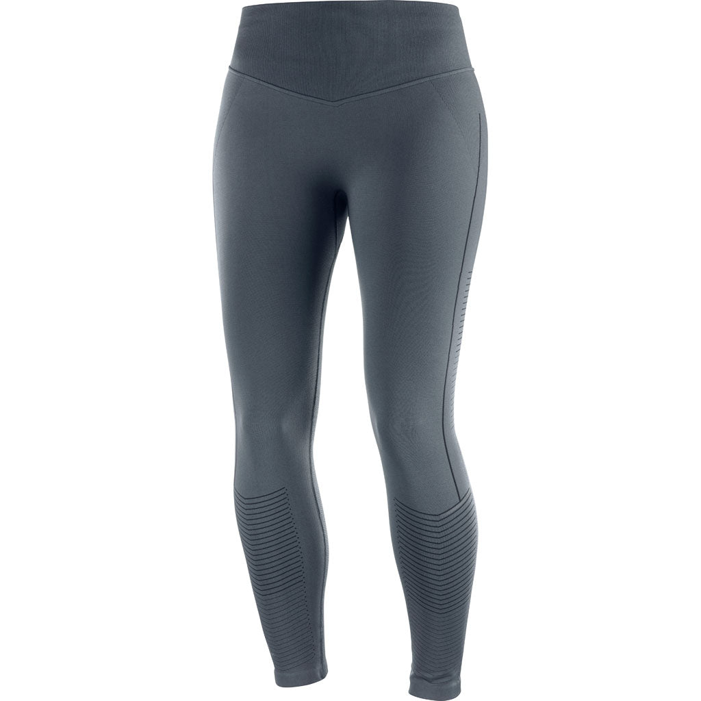 Salomon Pants Women's Elevate Move'On Tights Ebony