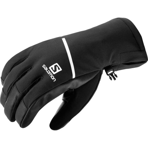 Salomon SKI Gloves Men's Propeller One Black/Black