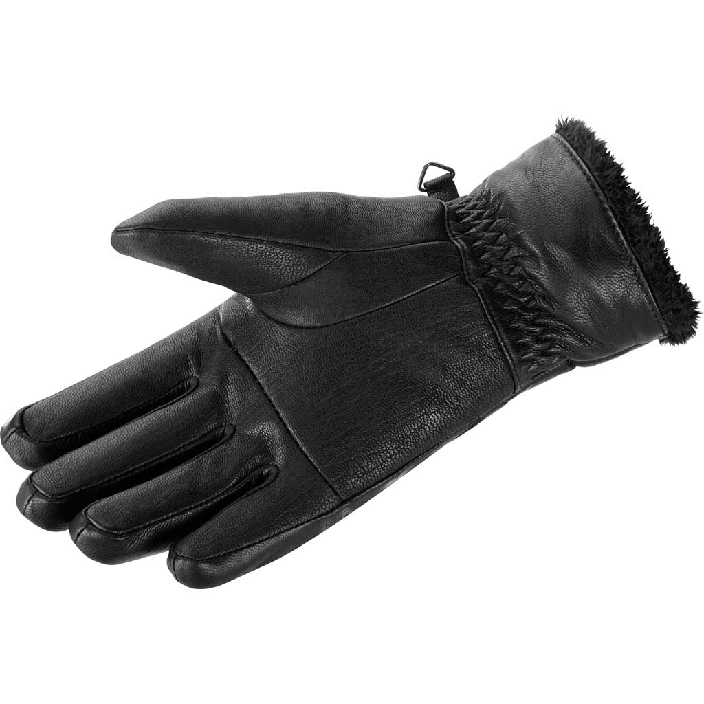 Salomon Ski Gloves Women's Native Black