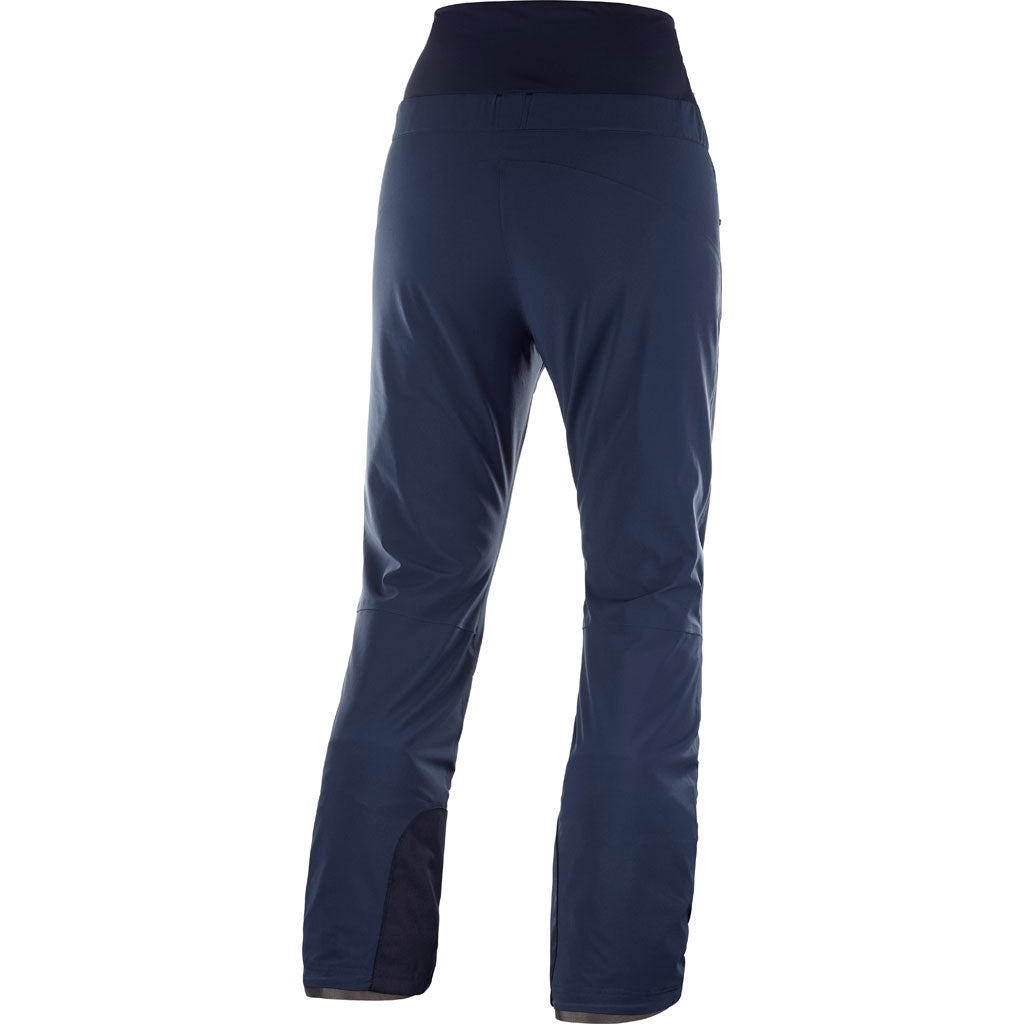 Salomon SKI Pants Women's Icefancy Night Sky