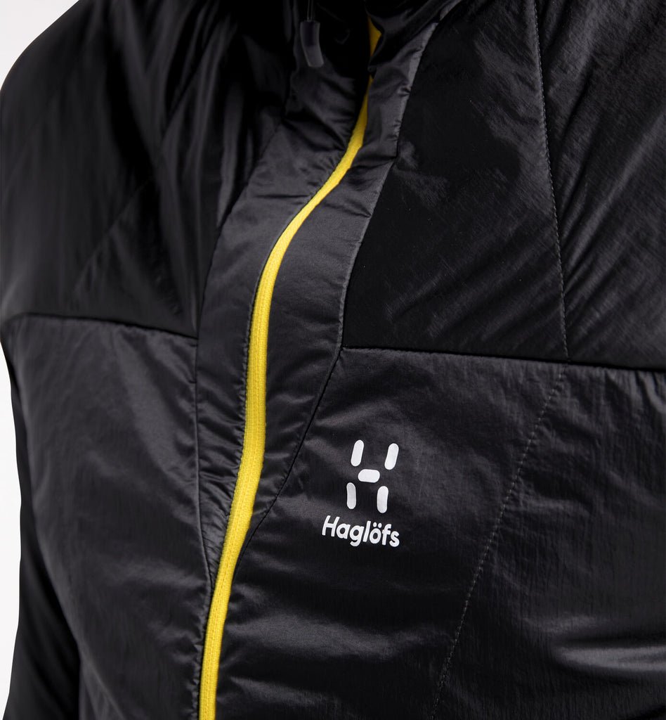 Haglofs Men's L.I.M Barrier Jacket - Magnetite