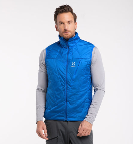 Haglofs Men's L.I.M Barrier Vest - Storm Blue