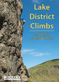 Rockfax Climbing Guide Book: Lake District Climbs