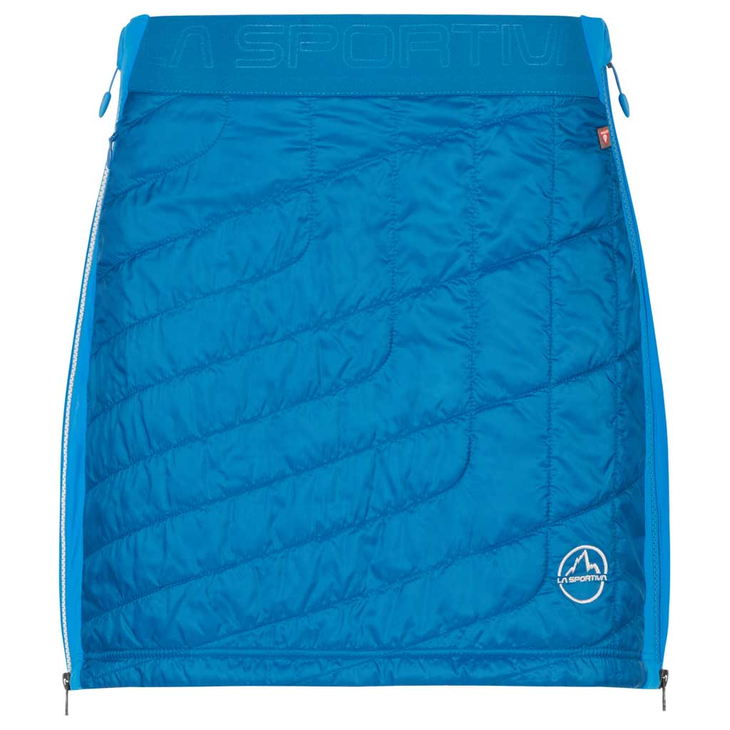 La Sportiva INSULATED Skirt Women's Warm Up Primaloft Neptune/Azure