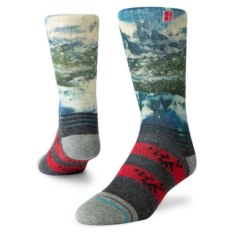 Stance HIKING Socks Men's Outdoor Granite JC Blue