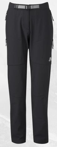 Women's Mountain Equipment Chamois Pant Reg - Black