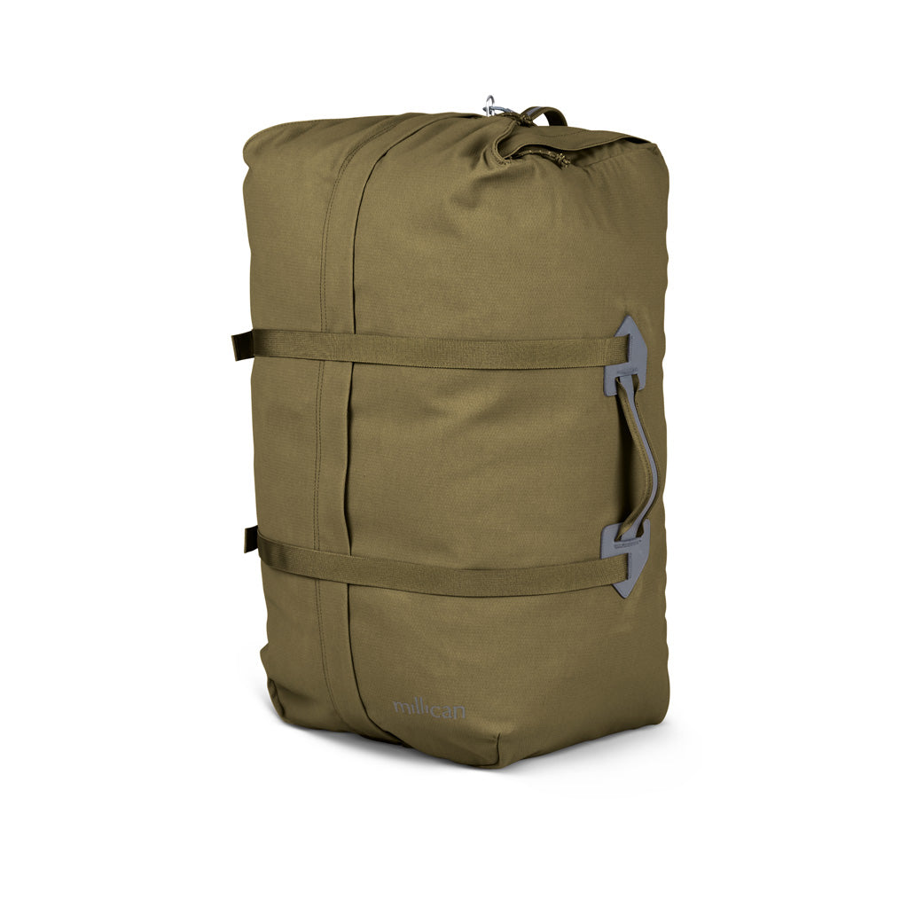 Millican Travel Bag Miles the Duffel Bag 60L Moss