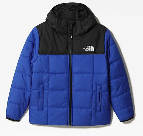 Kids' The North Face Reversible Perrito Jacket - Blue