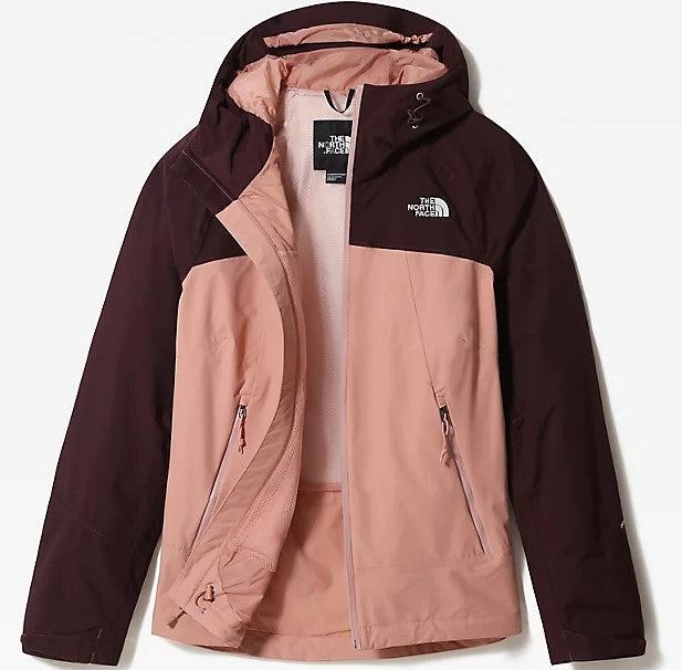 Women's The North Face Stratos Waterproof Jacket - Pink