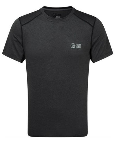 Men's North Ridge Resistance SS Tech Tee - Grey