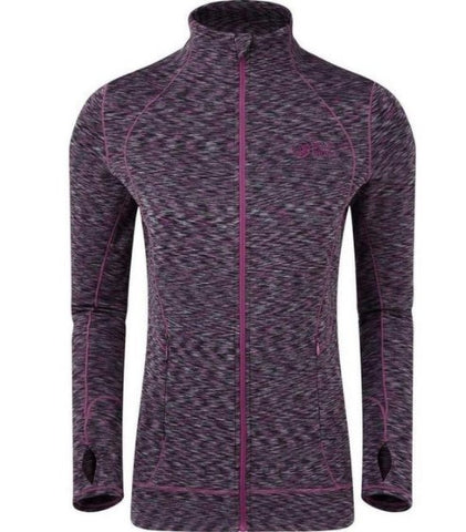 Women's North Ridge Ainslie Full Zip - Purple