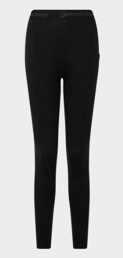 North Ridge Women's Committed Reflect Legging - Black