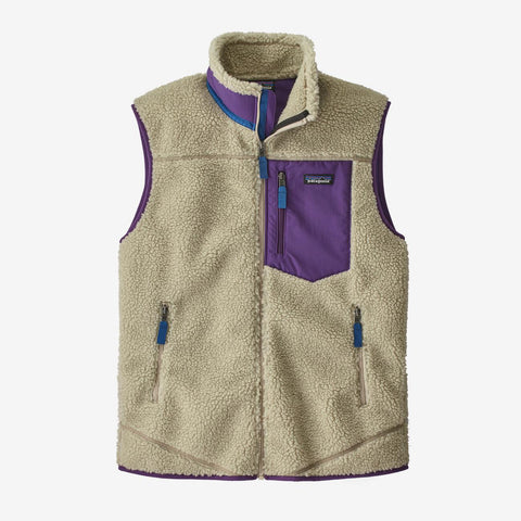 Patagonia Men's Classic Retro-X Vest - Cream